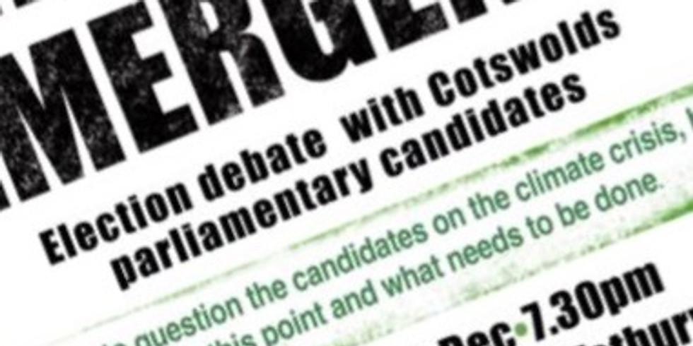 Tetbury Climate Emergency Election Hustings