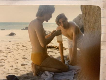 Stephan und Lojo in Amerika 16