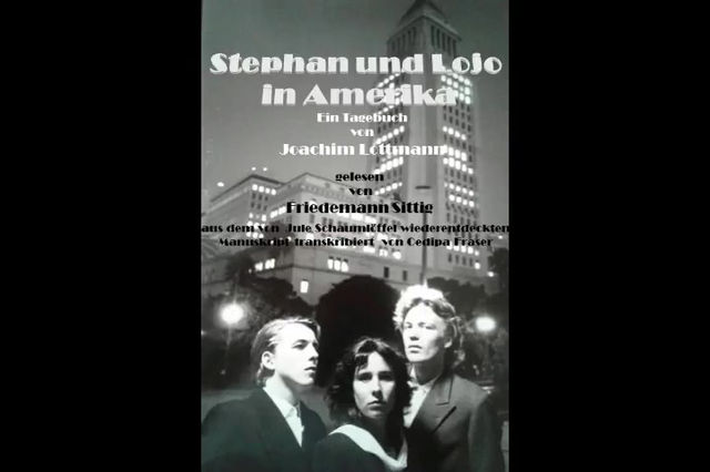 Stephan und Lojo in Amerika