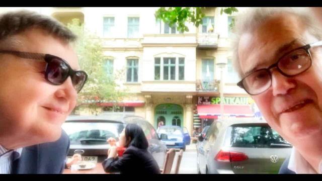 Stephan und Lojo in Amerika - DAS GESPRÄCH