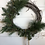 Thumbnail: Asymetical Grapevine holiday Wreath