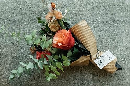 Single Wrapped Bouquet