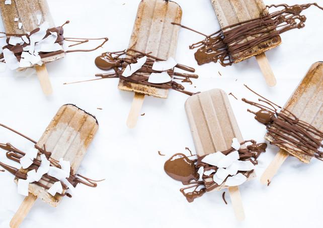 Coconut Cashew Vegan Ice Cream
