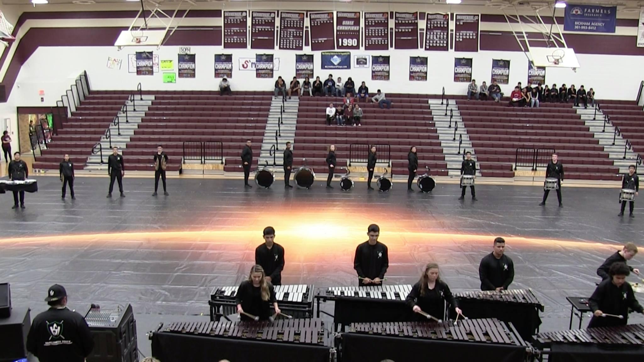 Indoor drumline & drumline