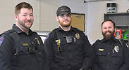 Powell police officers grow beards to raise funds for Special Olympics Wyoming