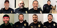 Departments faces off in beard challenge for Special Olympics