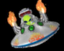 Alien Dragster