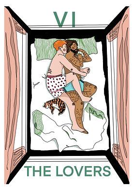 Leo 9 (the lovers tarot).jpeg