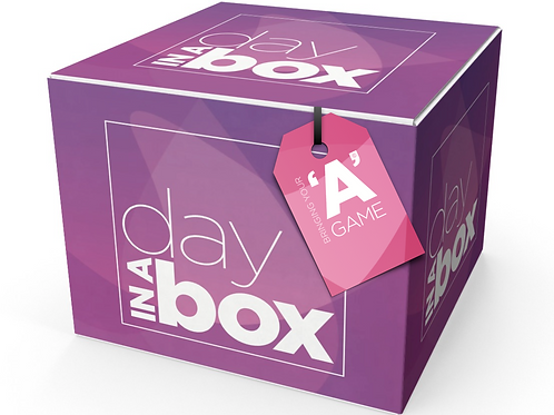 Day in a Box - TEAM Bringing your 'A' Game