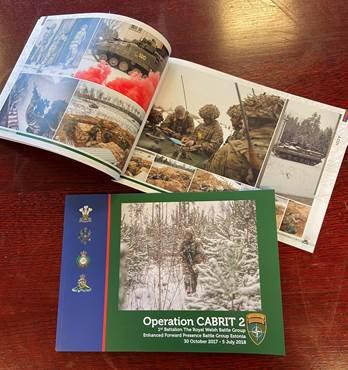 Operation CABRIT 2 Tour Journal