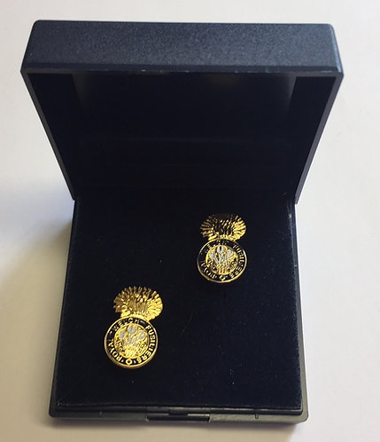 Royal Welch Fusiliers Cuff Links