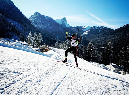 Nordic Skiing: From Novice team to World Championship course