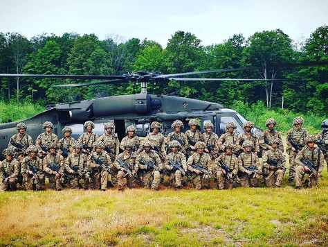 Ex NORTHERN STRIKE 2019 – A 1st Battalion perspective