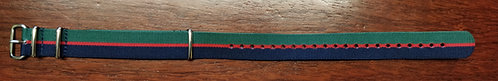 Royal Welsh Watch Strap (Regimental Colours)