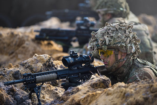 Join as a Reserve Soldier