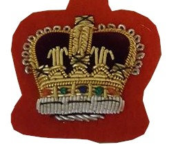 WO2 Mess Dress Badge (Tidworth Collection Only)