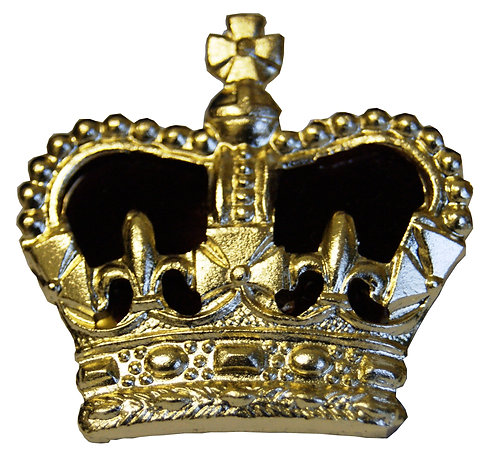 Royal Welsh Gold Eversleigh Crowns (Pairs)