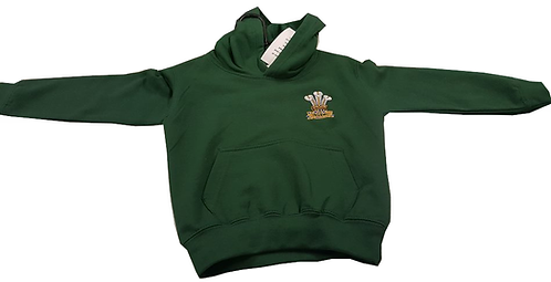 Royal Welsh Hooded Sweater - Child