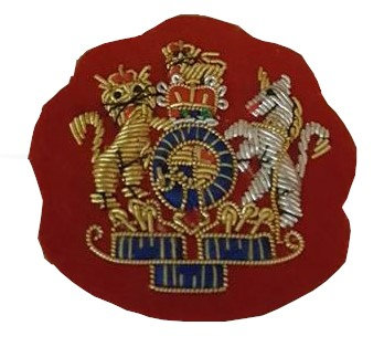 WO1 Mess Dress Badge (Tidworth Collection Only)