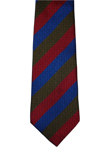 Royal Welsh Regimental Association Tie