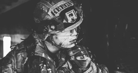 An Officer's perspective through training