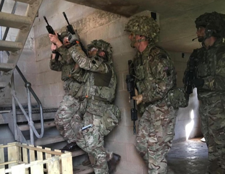 Exercise DRAGON'S CHALLENGE: A Section Commander's perspective