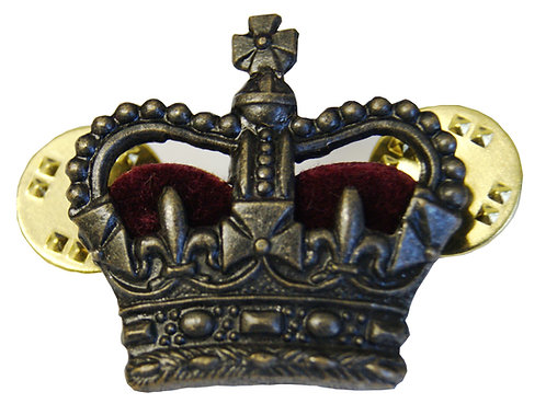 Royal Welsh Bronze Eversleigh Crowns (Pairs)
