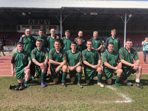 #WelshWarriors Football Team - Unbeaten this year!