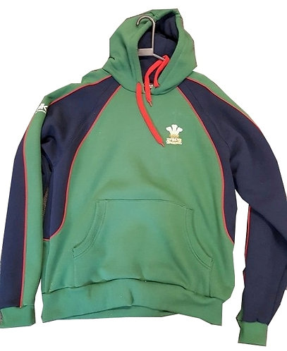 Royal Welsh Hooded Sweater - Adult (Tidworth Collection Only)