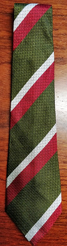 Royal Regiment of Wales 'Country' Tie