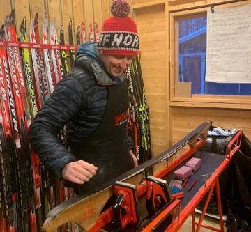 Nordic Skiing – Ex NORDIC SWORD