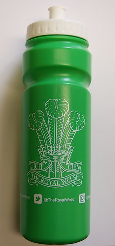 Royal Welsh Water Bottle