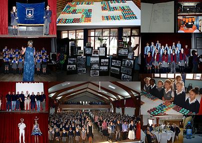 TRADITION CELEBRATION SCHOOL 55 YEARS CO