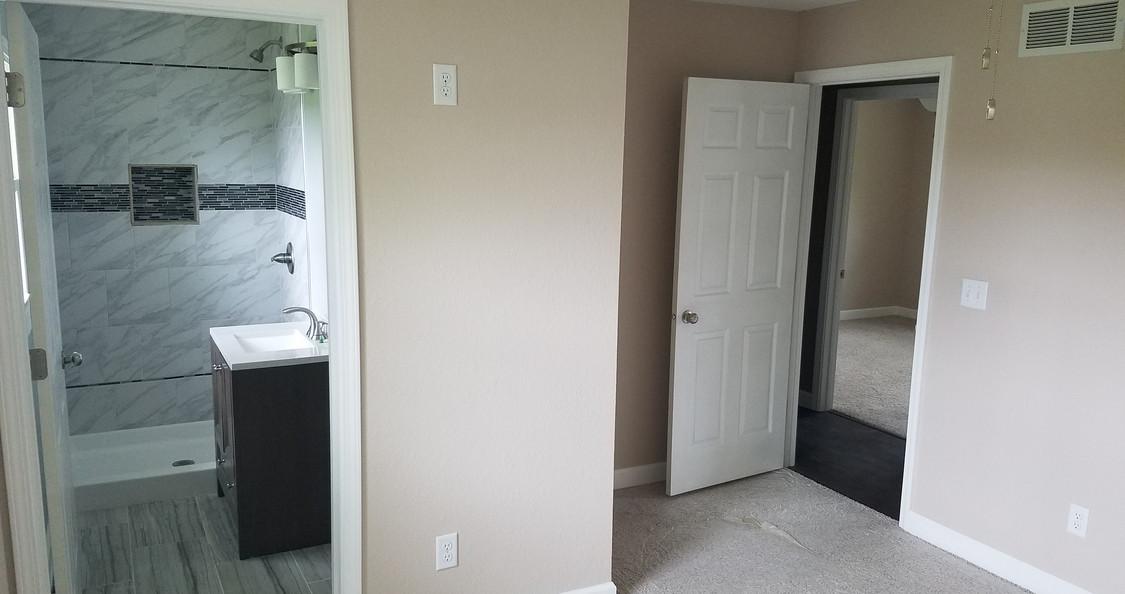 Bathroom and Room Finishing