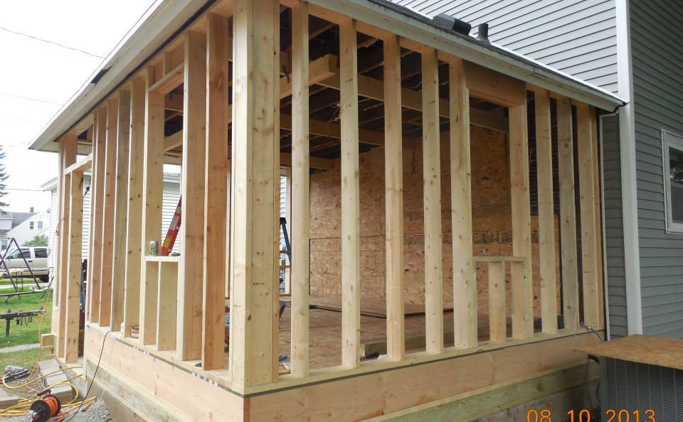 House Section Reframing