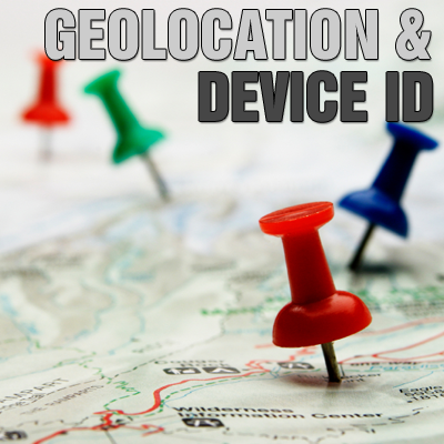 Geolocation & Device ID