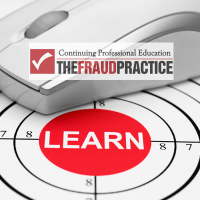 Advanced Level Fraud Training