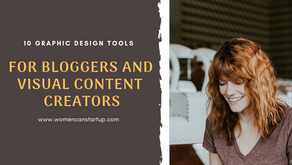 10 Awesome (and free!) Graphic Design Tools For Bloggers And Visual Content Creators