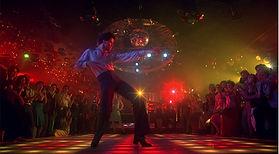 Night Fever Dancing 1970s