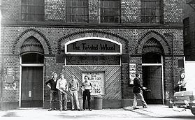 Twisted wheel club Manchester