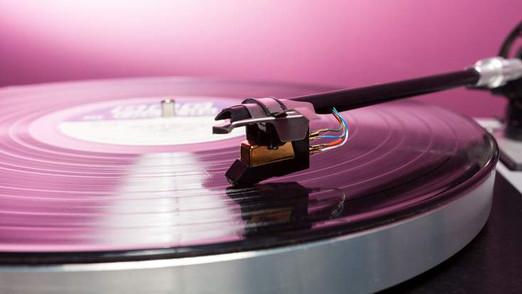 Vinyl Comeback As Sales Increase