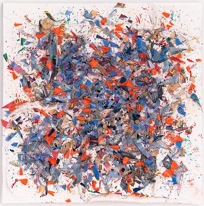 Residue Series, Justin Carafotes