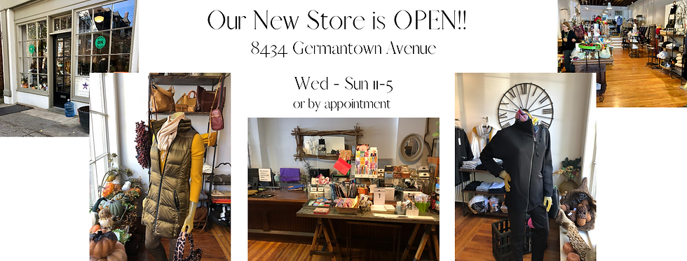 Our New Store is OPEN!! 8343 Germantown