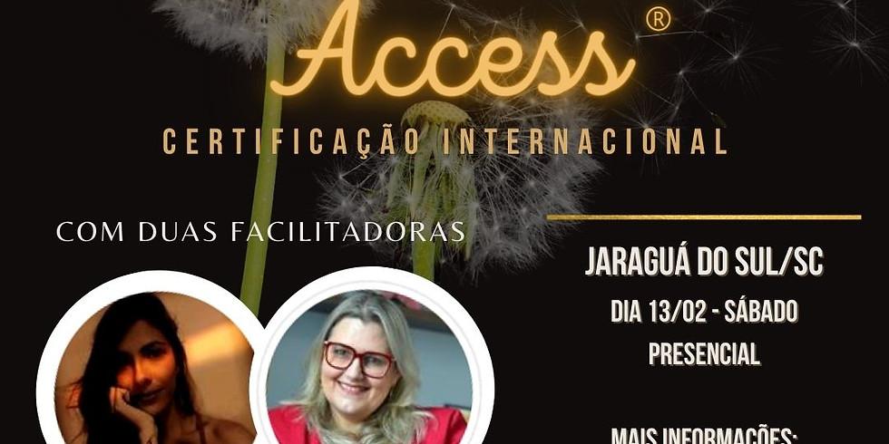 CURSO DE BARRAS DE ACCESS - 13/02 - PRESENCIAL