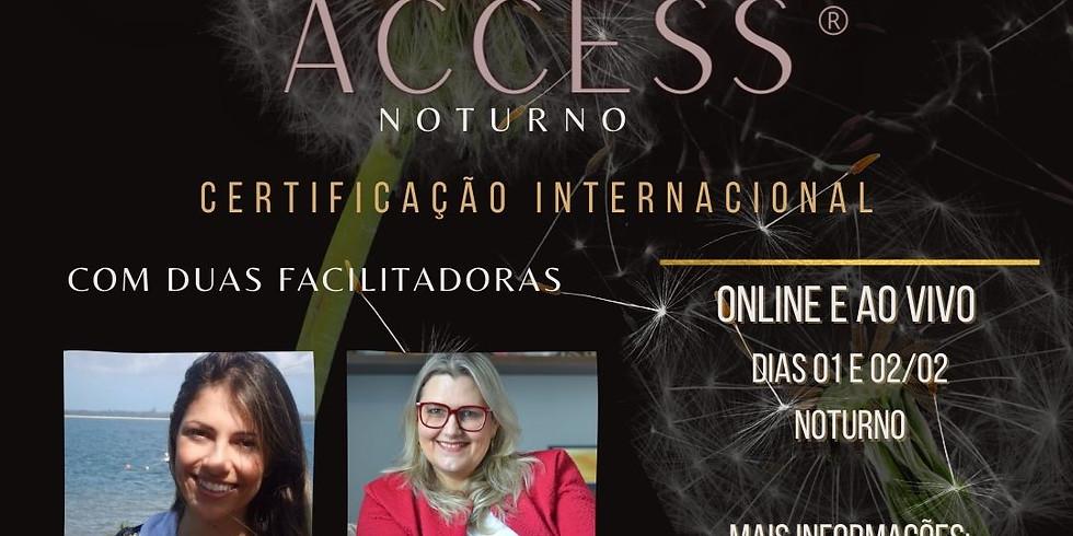 CURSO DE BARRAS DE ACCESS - 01 e 02 de FEVEREIRO - ONLINE AO VIVO