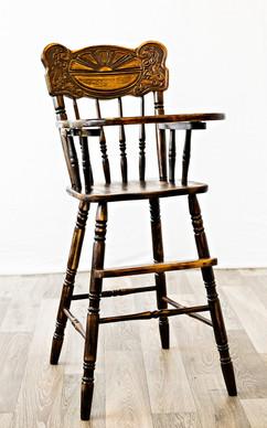 Highchair Ornate