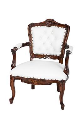 King Arm Chair