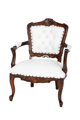 King Arm Chair