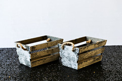 Distressed Boxes