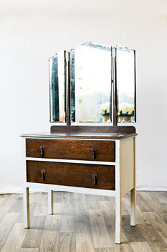Triple Mirror Vanity